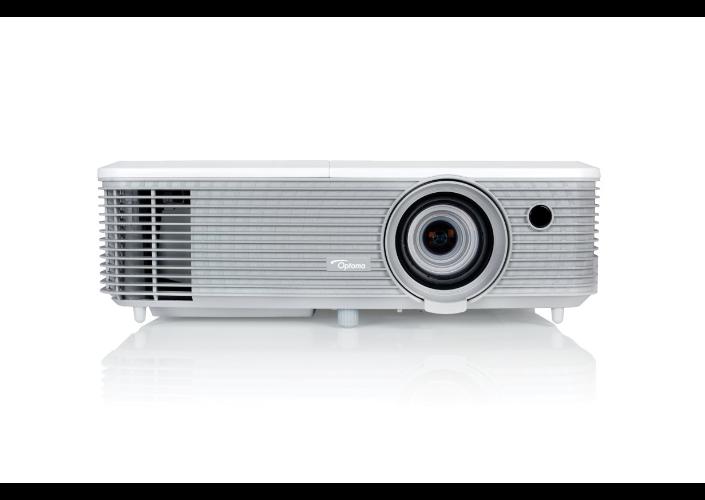 Optoma projektor W354 (FULL 3D, DLP, WXGA, 3 400, 18000:1,HDMI, VGA, USB Power, 2W speaker)