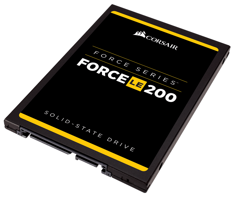 Corsair SSD Force LE200 Series 240GB SATA III 2.5'' (560MB/s; 530MB/s), 7mm