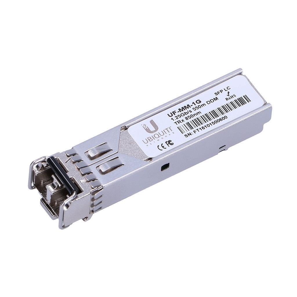 Ubiquiti UF-MM-1G 1.25Gbps SFP SX-LC (Multi-Mode Fiber) 850nm 550m - 2-Pack