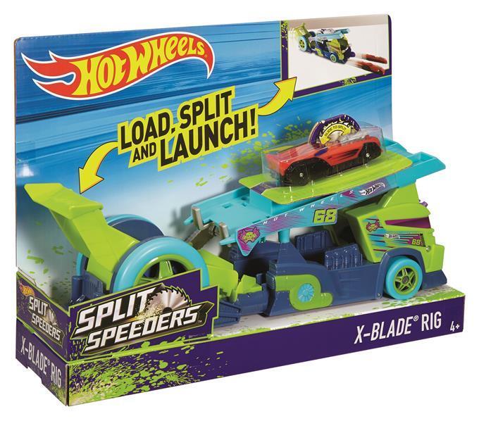 Mattel Hot Wheels X-blade Rig