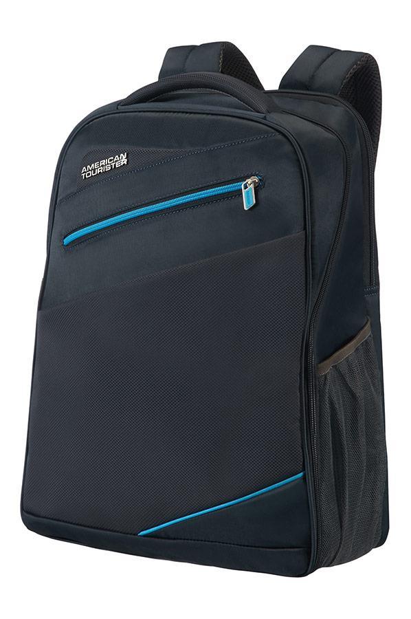 Backpack American Tourister 14G09006 PP 15,6'' comp, doc, tblt, pockets, black