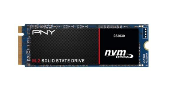 PNY SSD CS2030 240GB PCIe Gen. 3 x4, M.2, 2750/1500 MB/s, IOPS 201/215K, MLC