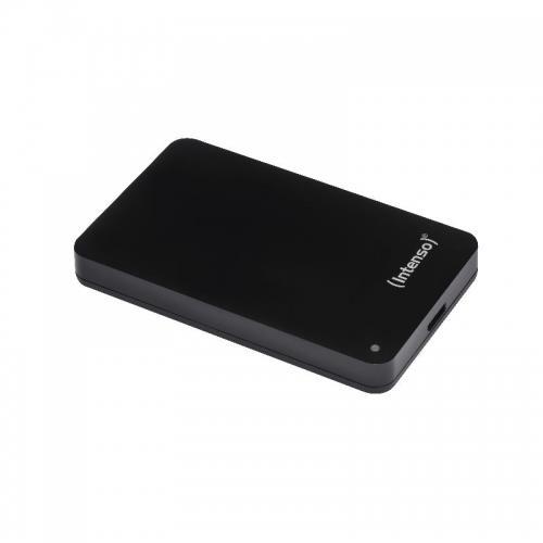 Intenso 2.5'' externí disk MemoryCase 4TB, USB 3.0, černý
