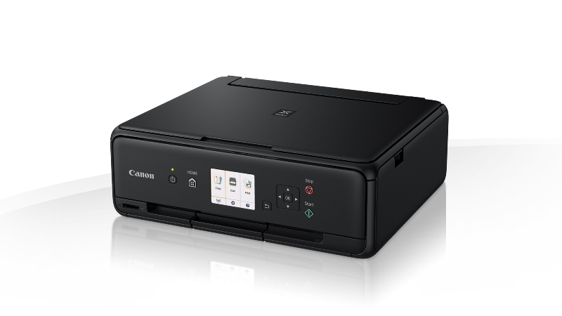 Canon PIXMA TS5050 - PSC/Wi-Fi/AP/WiFi-Direct/PictBridge/4800x1200/USB black