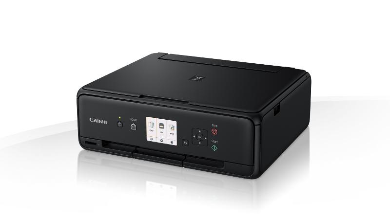 Zlevněné zboží: Canon PIXMA TS5050 - PSC/Wi-Fi/AP/WiFi-Direct/PictBridge/4800x1200/USB black
