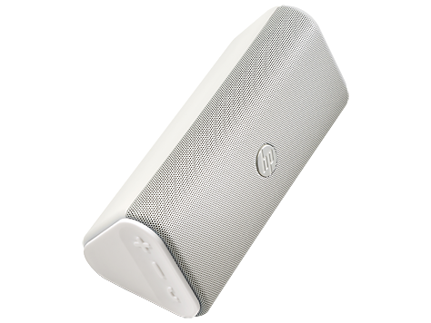 HP Roar Wireless Bluetooth Speaker White