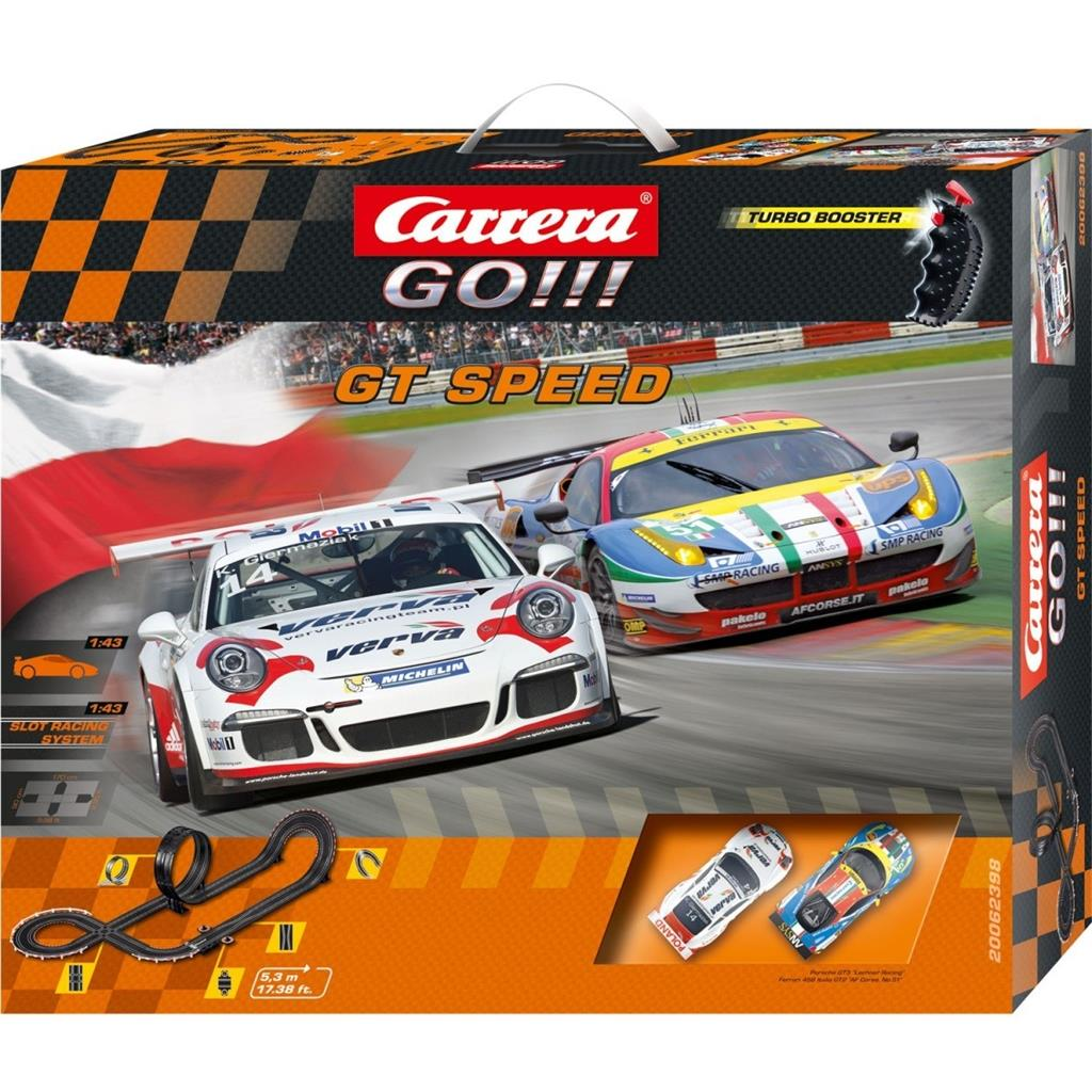 Carrera Go!!! speedway GT Speed (Verva)