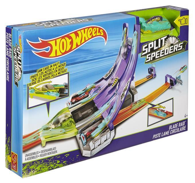 Mattel Hot Wheels Blade Ride - set