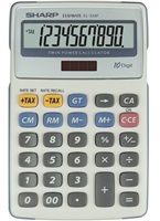 SHARP kalkulačka - SH-EL-334F