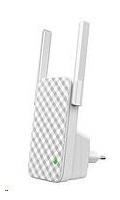Tenda A9 Wireless N300 Universal Range Extender, 300 Mb/s, 2x 3dBi