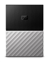 External HDD WD My Passport Ultra 2,5'' 1TB Gray Worldiwde