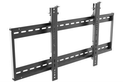 Fixed Video Wall Mount for Monitors, 1xLCD, max. 70'', max. load 70kg,
