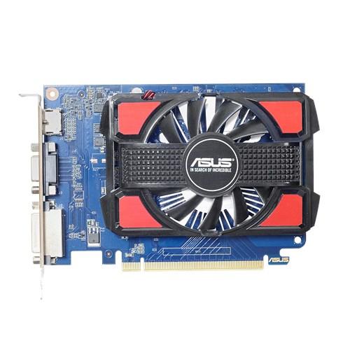 ASUS GeForce GT730-2GD3-V2, 2GB, DVI,HDMI,D-SUB