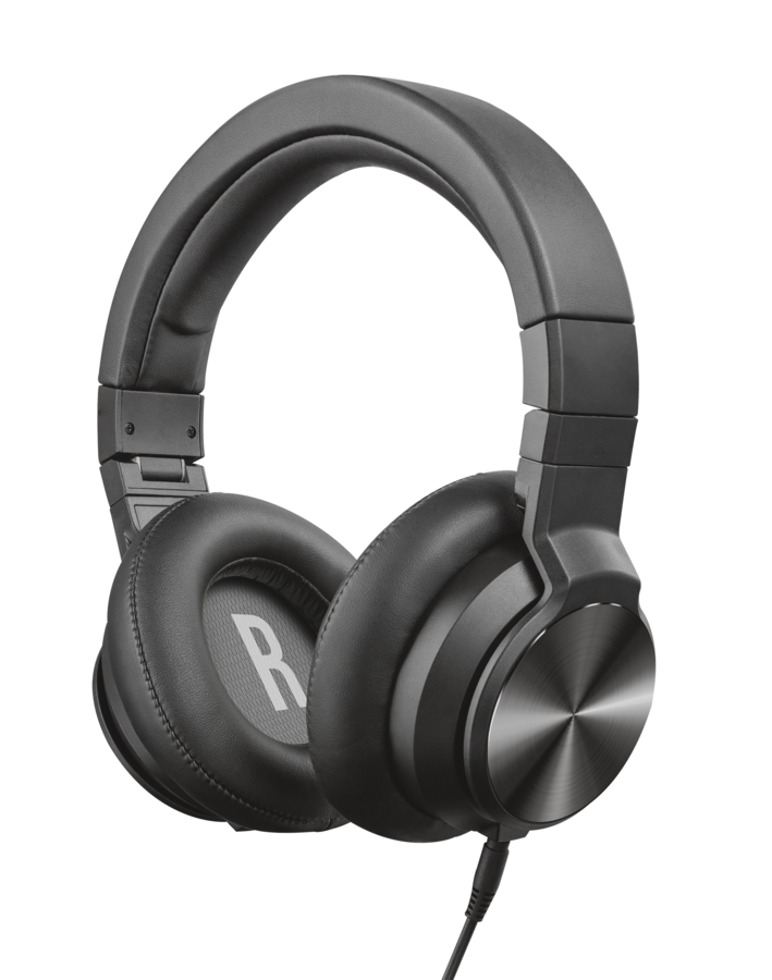 náhlavní sada TRUST DJ-500PRO DJ Headphone