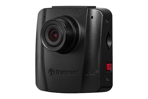 Transcend kamera do auta, 16GB DrivePro 50, bez LCD, s lepícím držákem