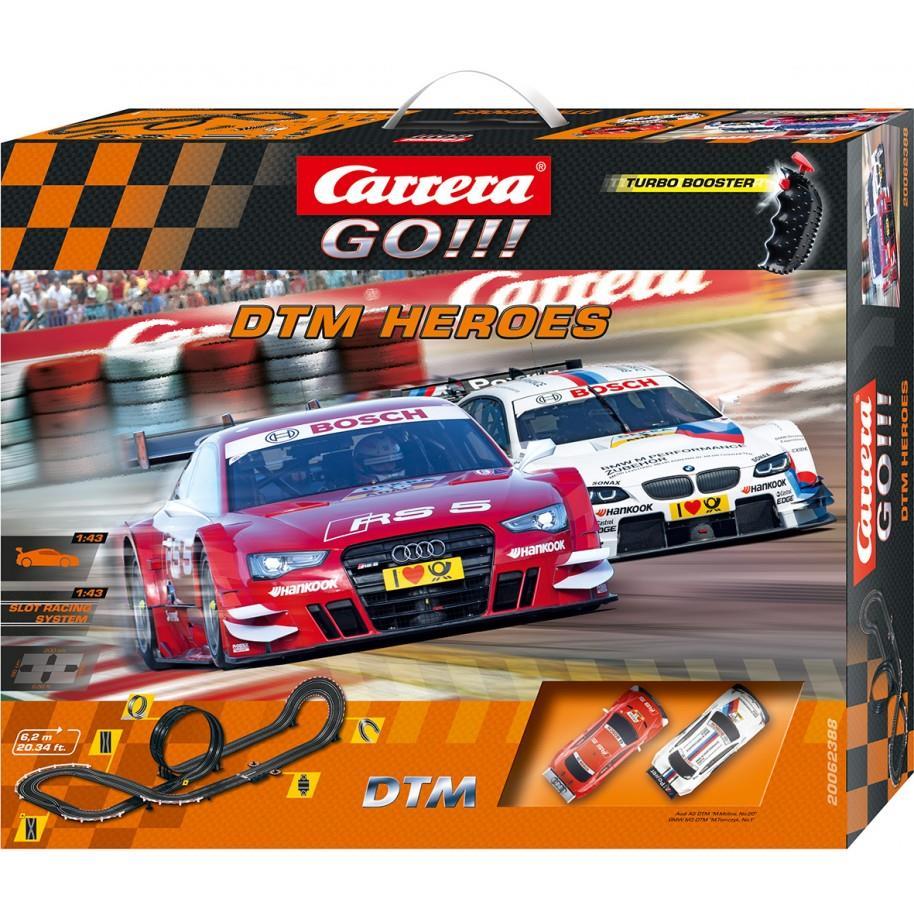 Carrera Go!!! speedway DTM Heroes