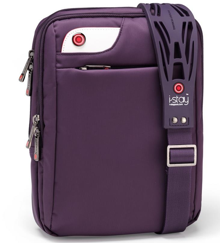 I-stay Launch iPad/Netbook/Tablet Case 10'' purple