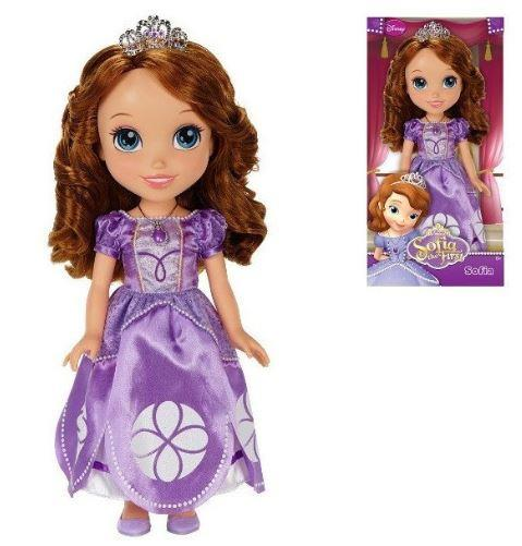 JAKKS PACIFiC Sofia The First, doll Sofia