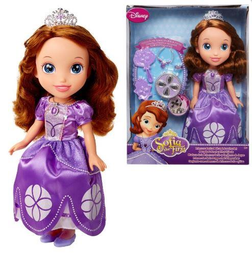 JAKKS PACIFIC Sofia The First, doll - Set of jewelry for the doll
