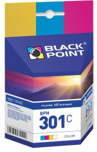 Ink cartridge Black Point BPH301C | tricolor | 10 ml | HP CH562EE