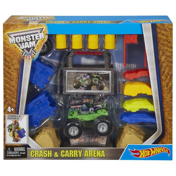 Mattel Hot Wheels Monster Jam Set