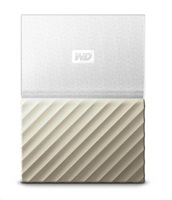 External HDD WD My Passport Ultra 2,5'' 2TB Gold Worldiwde