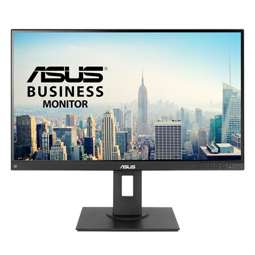 "27"" LED ASUS BE27AQLB - WQHD, 16:9, HDMI, DP,mDP, pivot, repro."