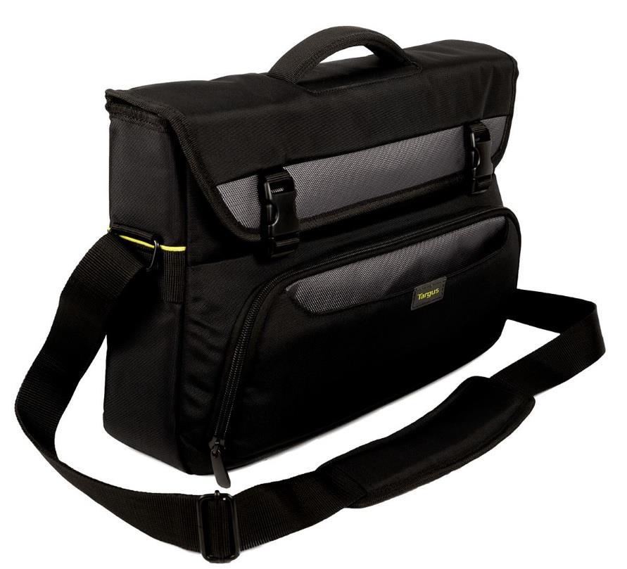 Targus CityGear 15-17.3'' Laptop Messenger Black