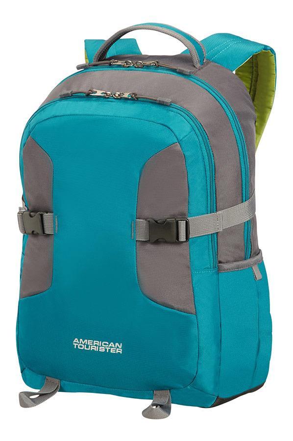 """Backpack American Tourister 24G01002 UG2 14,1"""" comp, doc, tblt, pockets, blue"""