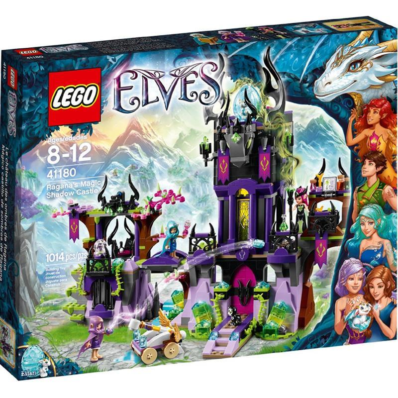 LEGO ELVES 41180 Ragana's Magic Shadow Castle