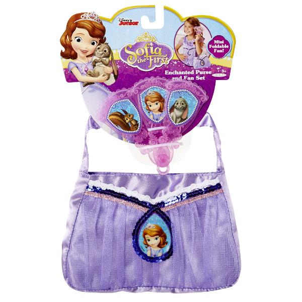 JAKKS PACIFIC Sofia The First, Set with purse