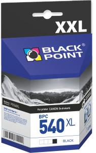 Ink cartridge Black Point BPC540XL | black | 22,5 ml | Canon PG-540XL