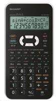 SHARP kalkulačka - EL531XHBWH - bílá - blister