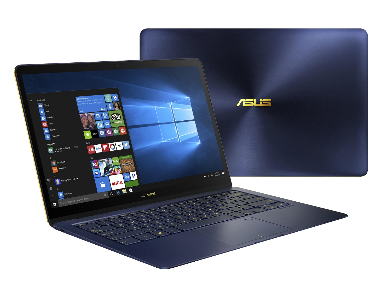 ASUS UX490UA 14.0/i7-7500U/512SSD/16G/W10Pro modrý