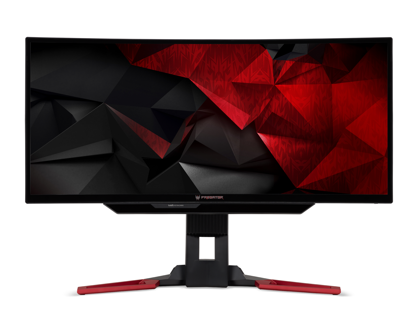 Acer LCD Predator Z301CTbmiphzx EyeTrack 29,5'' VA LED Curved /2560x1080/100M:1/4ms/300nits/HDMI 2.0, DP, USB3.0 Hub/repro/Black