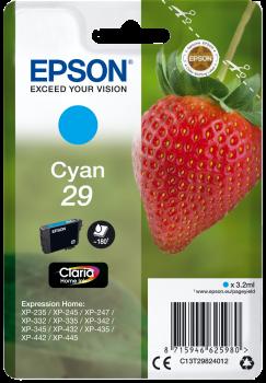 Inkoust Epson Singlepack Cyan 29 Claria Home Ink 3,2 ml