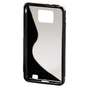 Hama kryt na mobil TPU Combi Case pro Samsung i9100 Galaxy S II, černý