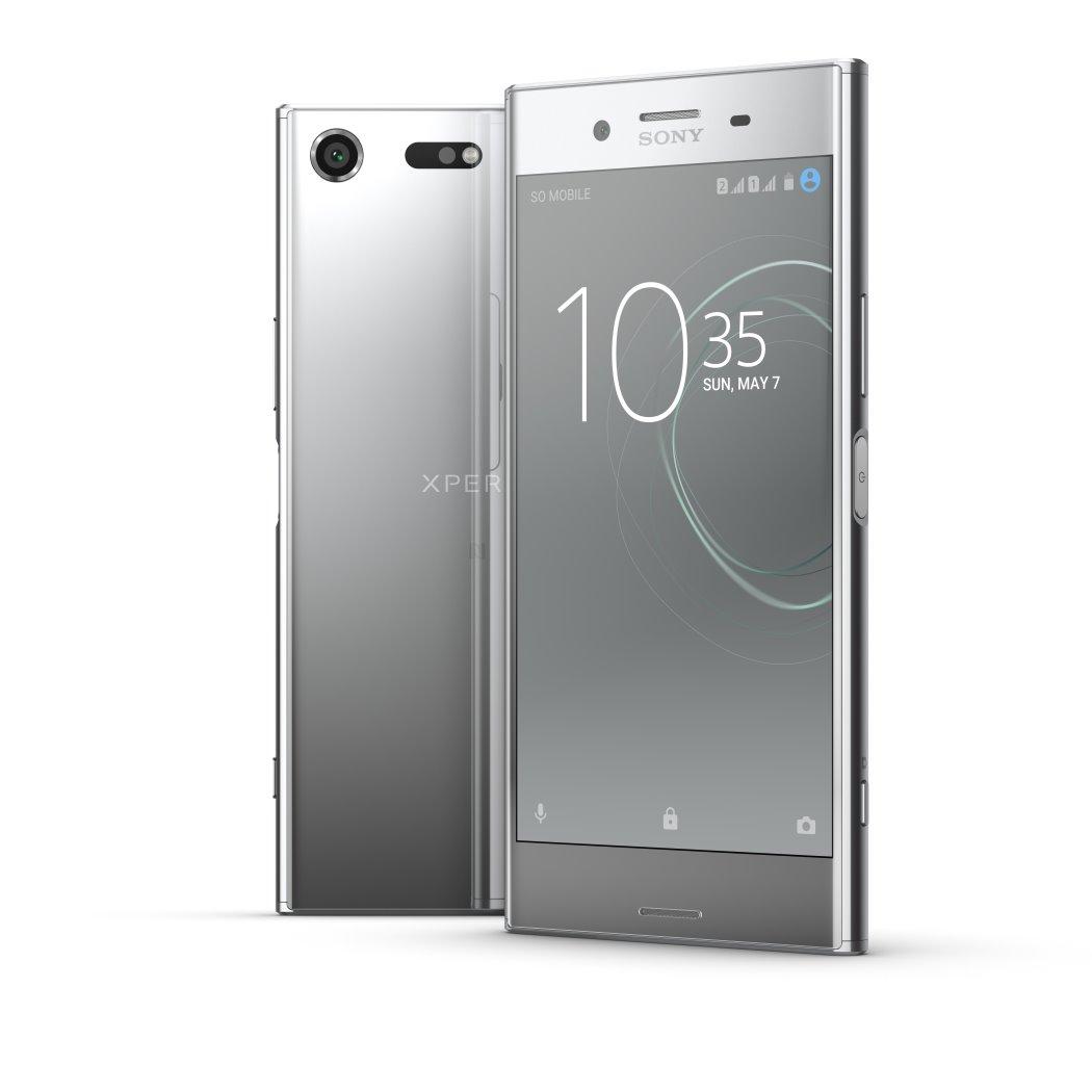 Sony Xperia XZ Premium Dual G8142 Luminous Chrome