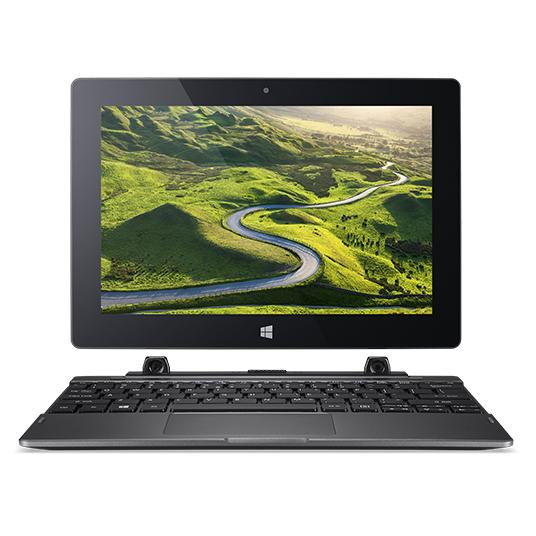 """DEMOPRODUKT Acer Switch One 10 (SW1-011-115A) Atom Z8300/10.1"""" Multi-touch WXGA 1280x800 IPS LED/2GB/eMMC 64GB+N/W10 Home/Black"""
