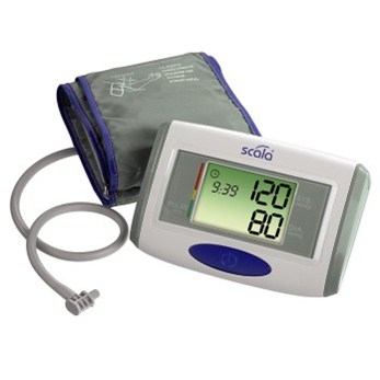 Lékařský tlakoměr na paži SC7600