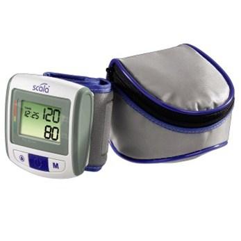 Lékařský tlakoměr na zápěstí SC7100