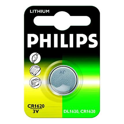 Philips baterie CR1620 - 1ks