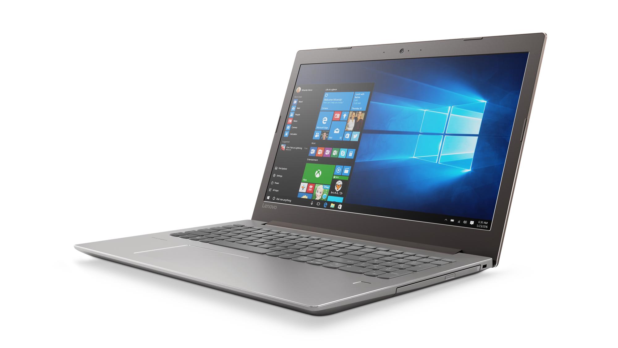 "Lenovo IdeaPad 520-15IKB i5-7200U 3,10GHz/8GB/SSD 256GB/15,6"" FHD/IPS/AG/GeForce 4GB/WIN10 bronzová 80YL004MCK"