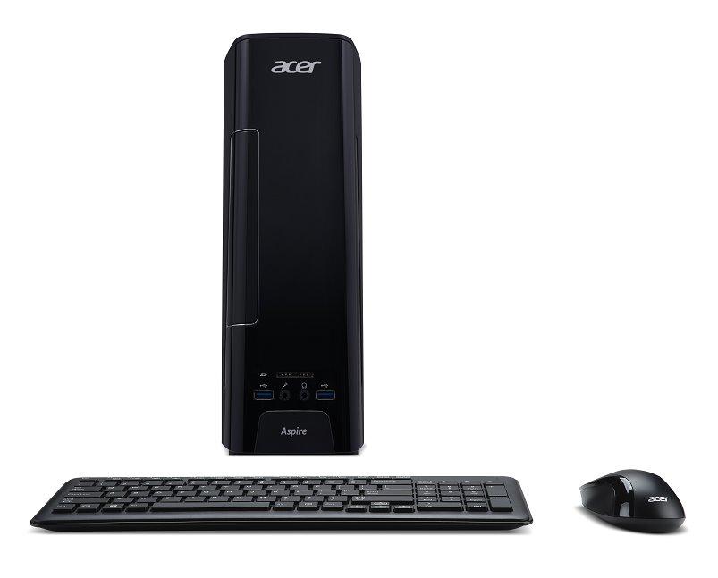 poškozený obal Acer Aspire XC-780 Intel Core i3-6100 /8GB/1TB/ AMD R7-340 2GB /DVDRW/ USB klávesnice & mouse /W10 Home