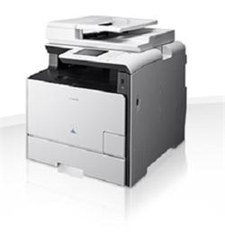 Canon i-SENSYS MF724Cdw - PSC / A4 / LAN / WiFi / AP / DADF / SEND / PCL / PS3 / Duplex / color / 20ppm / Options