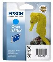 EPSON Ink ctrg Cyan proRX500/RX600/R300/R200 T0482