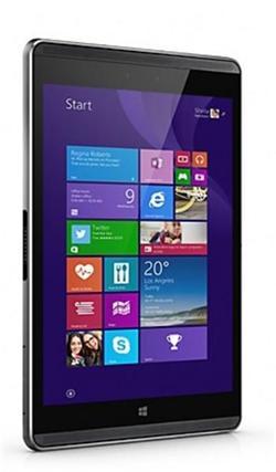 "HP Pro Tablet 608 G1 Z8550 7.86"" QXGA (2048x1536), 4GB, 64GB, ac, BT, NFC, LTE/GPS, Win 10 Pro"