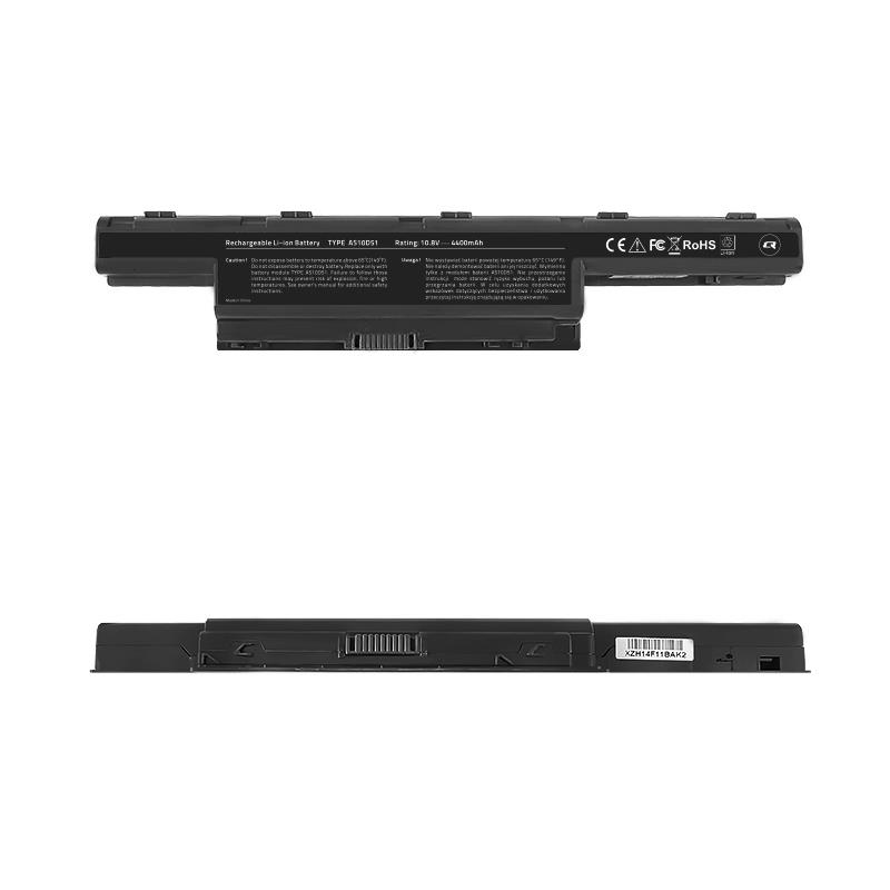 Qoltec Long Life baterie pro notebooky Acer Aspire AS10D31 11.1V | 4400mAh