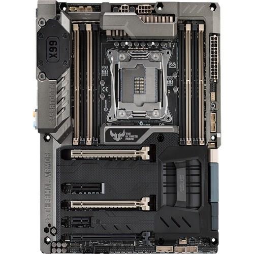ASUS SABERTOOTH X99, X99, QuadDDR4-2400, SATA Express, SATA3, RAID, ATX