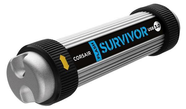 Corsair Flash Survivor USB 3.0 128GB, superodolný, vodotěsný